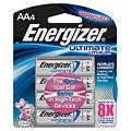 EVEREADY® Energizer® e2 Lithium / NIMH Batteries - 144431