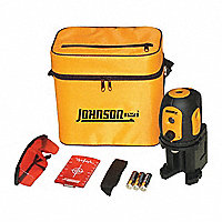Johnson Level Multi-Point Laser Level - 163910