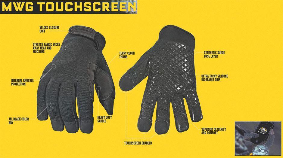 MWGTouchScreen