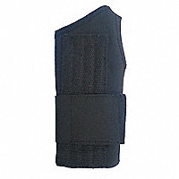 Dual-Flex Wrist Support, Black, Small - 25741SBL