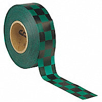BEN MEADOWS™ Matte Checkered Flagging Tape - 152544