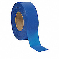 BEN MEADOWS™ Texas Glo Roll Flagging Tape, Fluorescent Blue - 174552