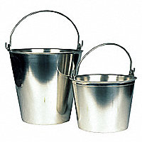 Stainless Steel Buckets - 226002