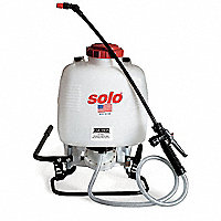 solo® Model 473P Piston Pump Backpack Sprayer - 163814