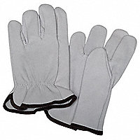 Rubber Gloves and Leather Protectors for Lineman's Wear - 135771-8