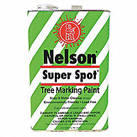 Nelson® Super-Spot Tree-Marking Paint, Gallon Cans - 232220