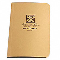 """Rite in the Rain""® Tactical Bound Notebooks - 152731"