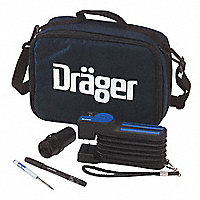 Dräger accuro® Gas Measurement Hand Pump and Soft-Sided Pump - 18350