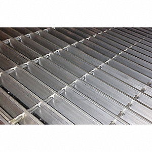 Gav Metal Grating, Smooth, 24In. W, 1.25In. H at Sears.com