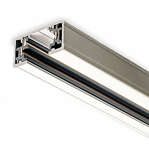 halo track section 92 1 8 in length track lighting tracks and