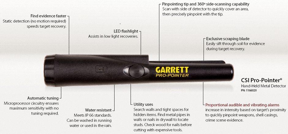 GarrettMetalDetector