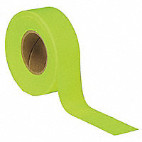 BEN MEADOWS™ Arctic Fluorescent Flagging Tape - 101074