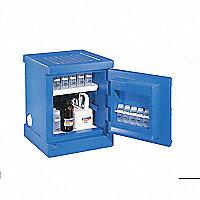 Eagle® Nonmetallic Polyethylene Acid Cabinets - 65493B