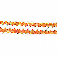 High-Vee Braided Safety Blue Climbing Rope - 132731