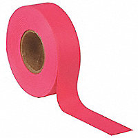 BEN MEADOWS™ Arctic Roll Flagging Tape, Red-Glo - 101078