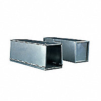 "H.B. Sherman Traps Model XLK, Folding, for Squirrels, Chipmunks & Rats, 3–3/4""H x 3""W x 12""L. - 273956"