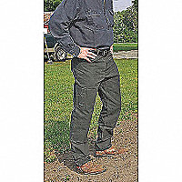 "Arborwear® Original Tree Climber's Pants, Moss Green, 32"" Waist, 32"" Inseam - 133516-3232"