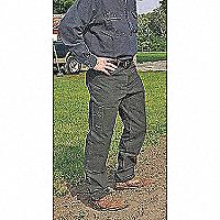 "Arborwear® Original Tree Climber's Pants, Moss Green, 32"" Waist, 32"" Inseam - 133516-3232"