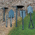 Texsport® Compact Shovels and Picks - 123633
