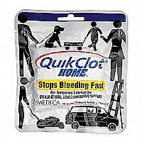 QuikClot® Home and NoseBleed Hemostatic Gauze - 163842