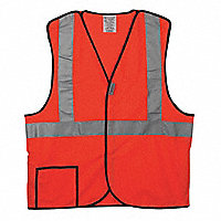 OCCULUX™ Breakaway High-Visibility Reflective Vests - 92486M