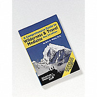 Adventure Medical Kits® Comprehensive Guide to Wilderness and Travel Medicine Book - 139879