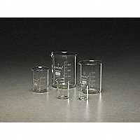 Glass Beaker Set - 146785