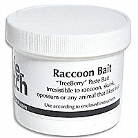 Raccoon and Opossum Bait for Live Traps, 8 to 10 baitings - 158907