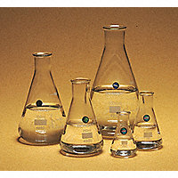 Glass Erlenmeyer Flask Set - 146786