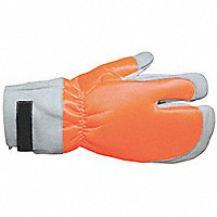 SwedePro™ Chain Saw Gloves, Size 9 - 251525