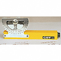 "CST / berger® 5-1/4""L Abney Level - 101740"