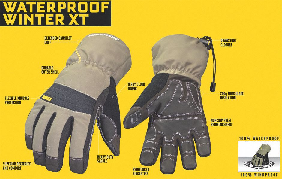 WaterproofWXT