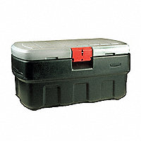 "RUBBERMAID® ActionPacker™ Storage Container, 48-Gal. Capacity, 16""H x 21""W x 44""L - 240466"