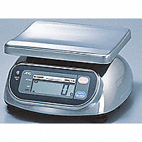 A&D Weighing® SK-WP Washdown Bench Scales - 99897