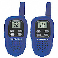 MOTOROLA® Talkabout® FV300 Walkie-Talkies, Pkg. of 2 - 172557