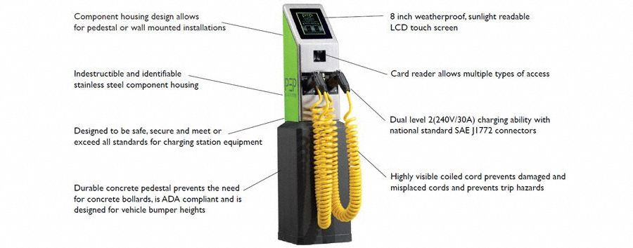 Electric Vehicle Charger,Level 2